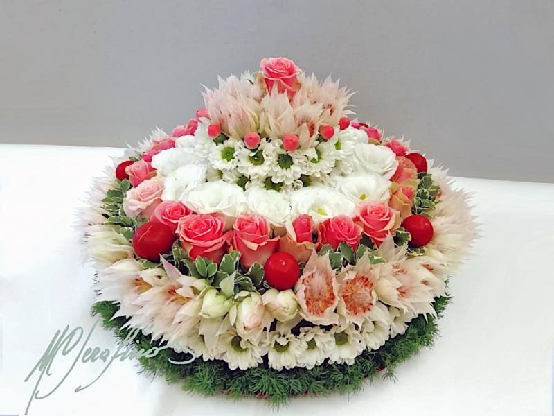 patisserie floral - sculturafiori